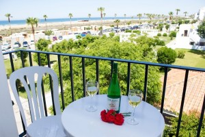 hotel playa en conil